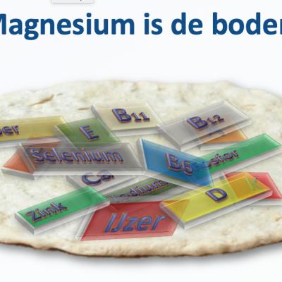 Je kunt nog meedoen aan de Magnesium Challenge!