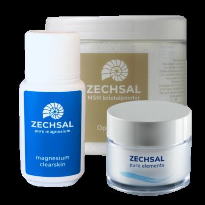 Aanbieding Zechsal huidverzorgingsset